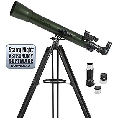 Celestron ExploraScope Refractor Telescopes