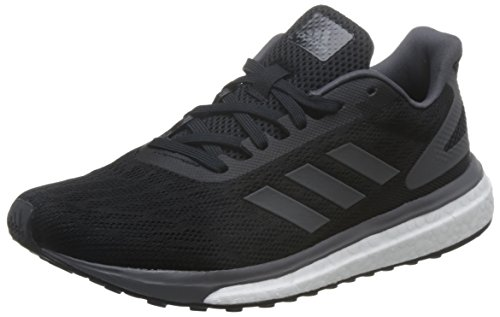 adidas Response Lt, Scarpe Running Donna Nero (Core Black/Grey Five/Footwear White)