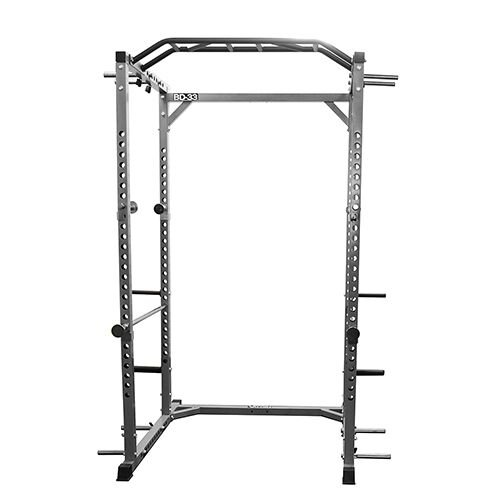 Valor Fitness BD-33 Heavy Duty Power Cage with Lat Attachment, Band Pegs and Multi-Grip Chin-Up by Ironcompany.com (Image #2)