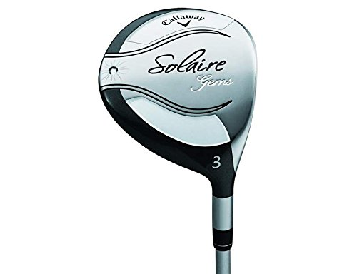 - Callaway 2014 Solaire Fairway Wood 7 Wood 7W Callaway Gems 55w Graphite Ladies Right Handed 40.75 in