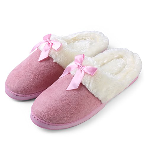 Edit Pink Aerusi Slipper Scuff Strawberry Women's Y56w6qX