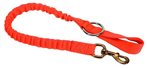 Weaver Leather (08-98225-BO) Arborist Bungee Chain Saw Strap, Orange - 30