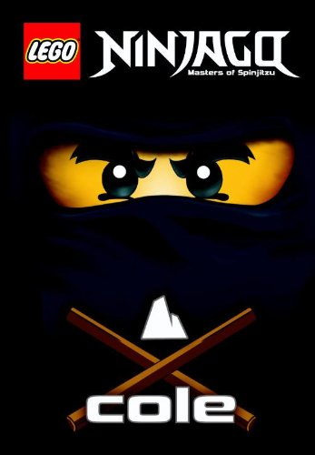 Cole (Lego Ninjago masters of Spinjitzu): Amazon.es: Jan De ...