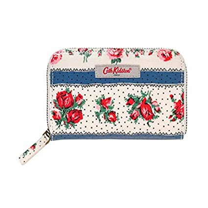 Cath Kidston Ribbon Rose - Bolso de Mano, Color Crema ...