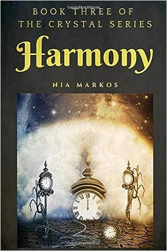 Harmony (The Crystal Series): Amazon.es: Markos, Nia: Libros en ...