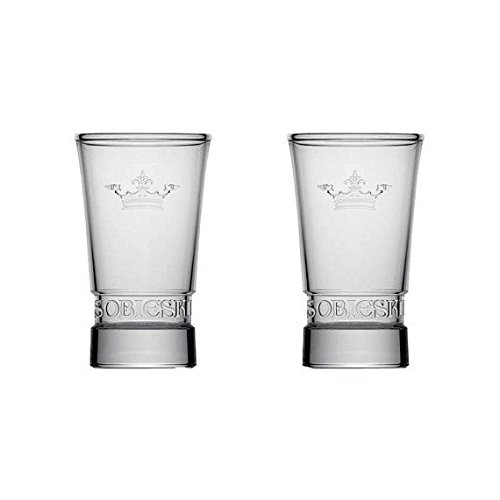 Sobieski Vodka Shot Glasses (Set of ()