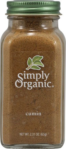Simply Organic Cumin -- 2.31 oz - 2 pc