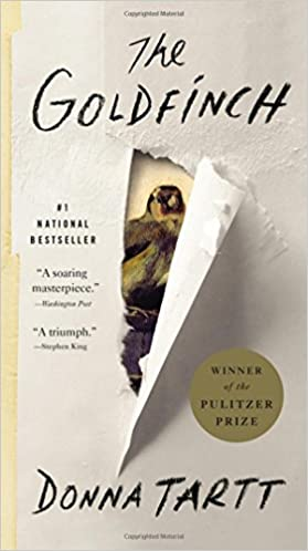 Donna Tartt - The Goldfinch Audiobook Free Online