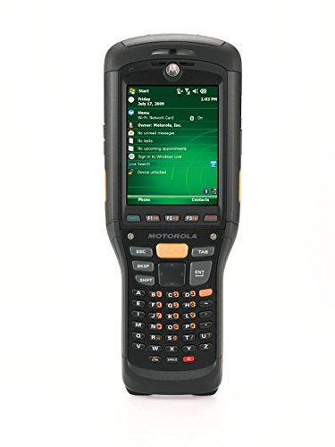 (Zebra Technologies MC9590-KD0DAB00100 Technologies Series 9590 Premium Industrial Class Mobile Computer, WLAN 802.11 A/B/G, 2D Imager, GPS, 3MP Color Camera, Color VGA Display, 256 MB/1 GB)
