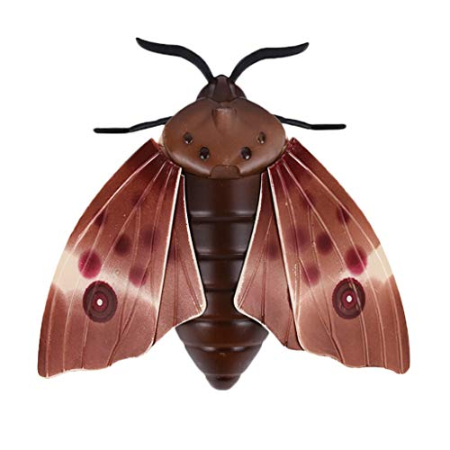 (Redvive Top Children Tricky Toys Infrared Induction Electric Remote Control Fly Moth Toy)