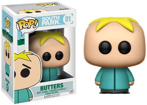 Price comparison product image Nickelodeon Funko POP Animation: South Park-Butters Action Figure