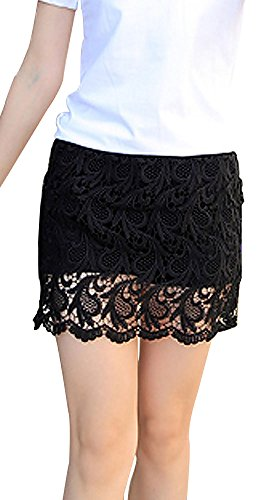 Girls Plus Knit Skort - 3