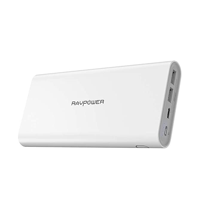 RAVPower - Cargador portátil USB C (26800 mAh): Amazon.es ...