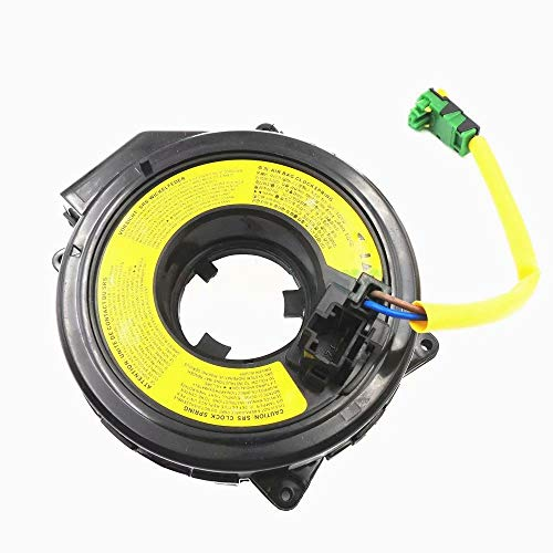 Loovey Auto Tail Spring Combination Switch Coil Steering Wheel For Kia Cerato/Forte OEM - Kia Springs Forte