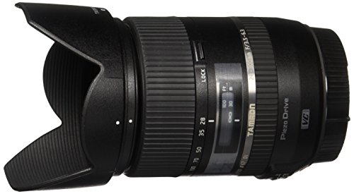 Tamron 28-300mm F/3.5-6.3 Di VC PZD Zoom Lens for Canon EF Cameras (Best All Purpose Canon Lens)