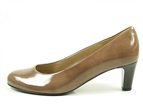 Gabor 75-200 Zapatos de tacón de material sintético mujer Braun