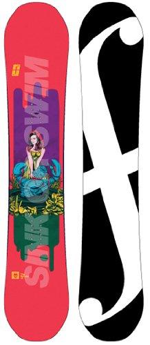 [Forum Spinster Snowboard 148 Womens] (Forum Freestyle Snowboard)