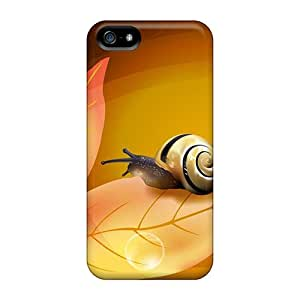 High Quality Snail Case For Iphone 5/5s / Perfect Case