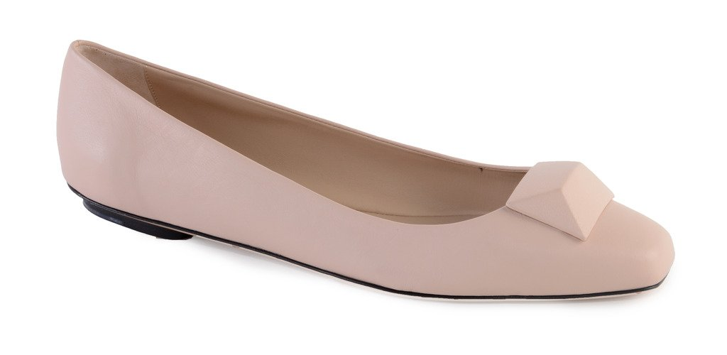 Max Mara Women's Ballet Flats - Soft Italian Leather - Great for Professional & Casual Wear by MaxMara