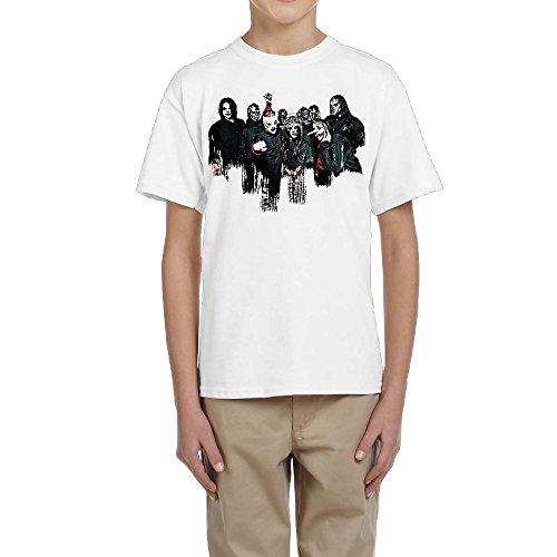 ^GinaR^ Youth Slipknot New Design T-shirt Tee S ()