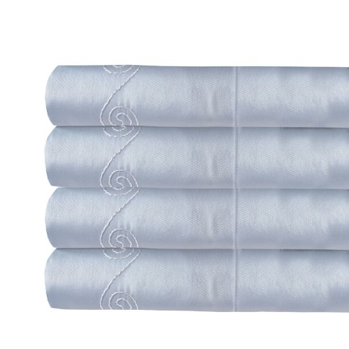MADE IN THE USA 300TC 100% Cotton Sateen - 300tc Swirl Sheet Set Shopping Results