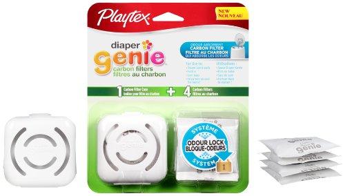 Diaper Genie 10078300041174 Carbon Filters