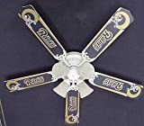 Ceiling Fan Designers 52FAN-NFL-STL NFL St. Louis Rams Football Ceiling Fan 52 In.