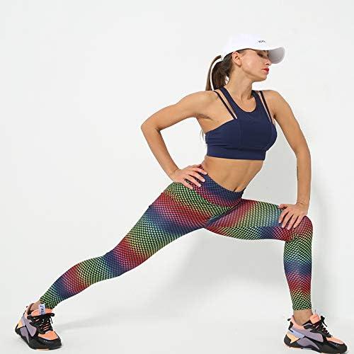 FCLOOU Leggings para Mujer Leggings Cintura Alta Leggings ...