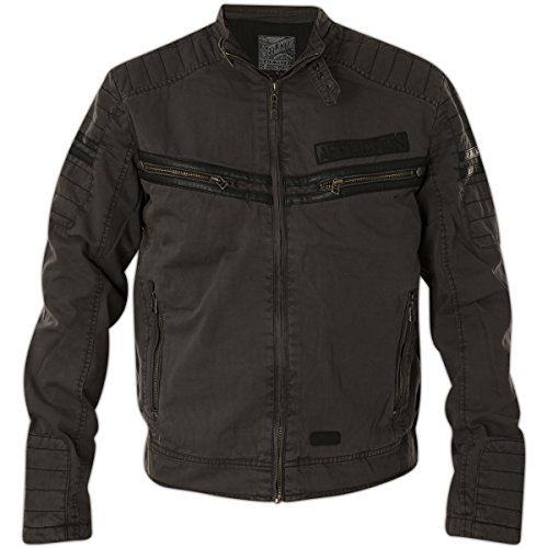 (Affliction California Speed Moto Jacket)