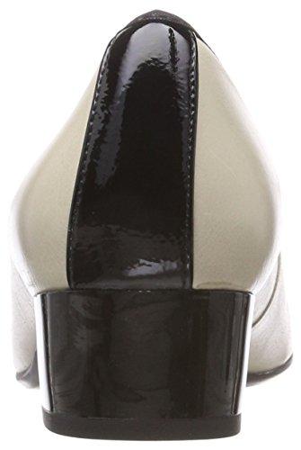 22305 Women's 403 Beige Multi Pumps Caprice Toe Beige Closed q5z6cdT