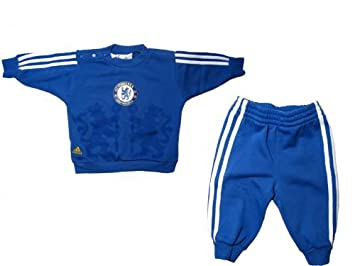 7dfa90590deea SURVETEMENT BEBE ENFANT ADIDAS CHELSEA T 18 mois  Amazon.fr  Sports ...