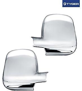 Fit 03 15 Chevrolet Express GMC Savana Van Chrome ABS Full Mirror Covers