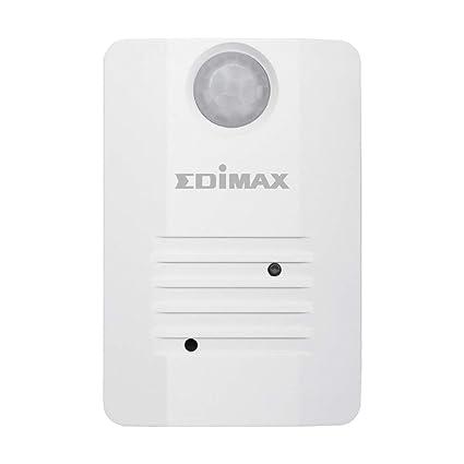 Edimax WS-2002P Sensor infrarrojo pasivo (PIR) Inalámbrico Blanco Detector de Movimiento -