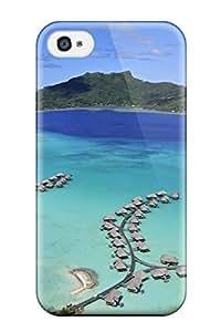 AnnaSanders Premium Protective Hard Case For iPhone 5c- Nice Design - Bora Bora