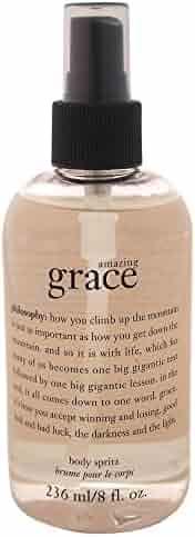 Amazing Grace Body Spritz by Philosophy for Women - 8 oz Body Spray