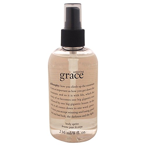 amazing grace body spritz | perfumed body spritz | philosophy