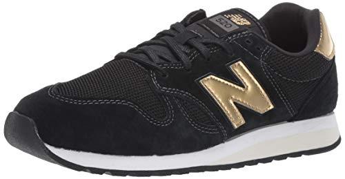 Zapatillas New Balance Gold Para black Gdb 520 classic Mujer Negro 6A11Ern