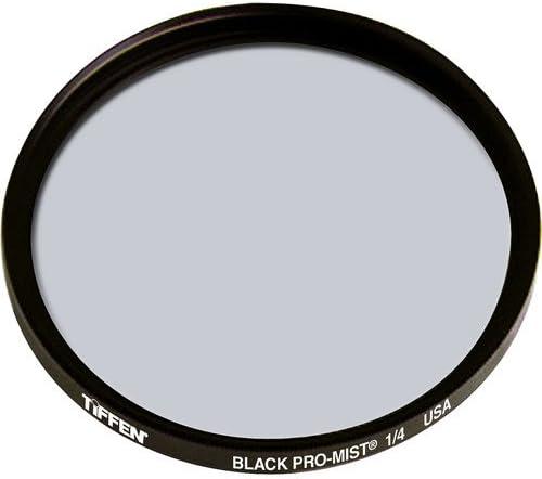 Tiffen 4.5 Round Black Pro-Mist 1//4 Filter