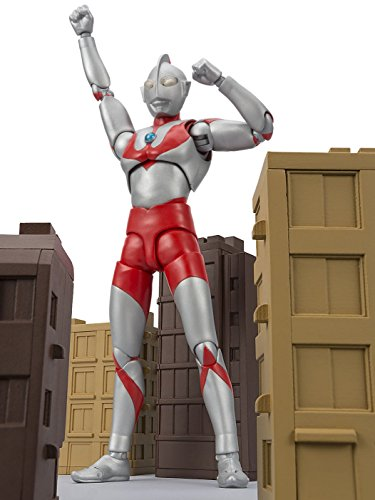 Bandai Hobby S.H. Figuarts Ultraman 50th Anniversary Edition Action Figure