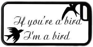 diy phone caseIf You Are A Bird I'm A Bird Quote Theme ipod touch 5 Casediy phone case
