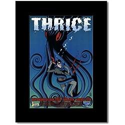 THRICE - US & Canada Warped Tour 2005 Mini Poster - 23.5x16cm
