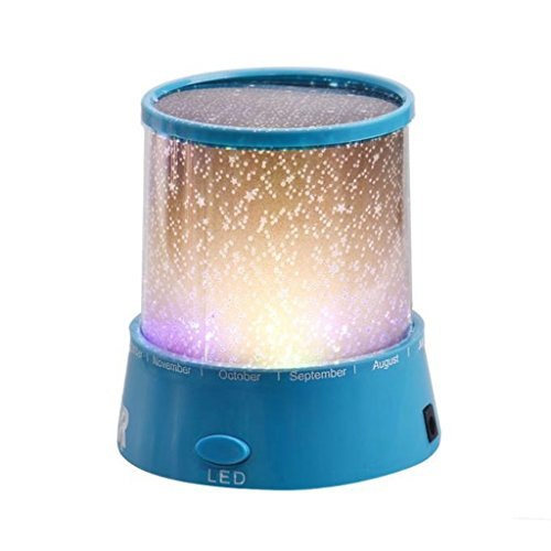 Star Master Projector Colourful Starry Light Lighting Projector - 8