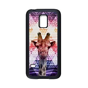 Aztec Giraffe TPU Protective Case Slim Fit for SamSung Galaxy S5 Mini