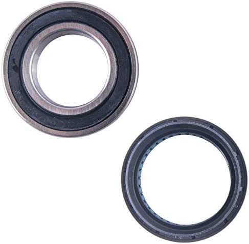 East Lake Axle rear axle carrier bearing /& seal kit compatible with Honda TRX 250//420//500 1985 1986 1987 2001 2002 2003 2004 2005 2006 2007 2008 2009 2011 2012 2013 2014 2015 2016 2017 2018