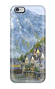 Julian B. Mathis's Shop 3687026K54272086 Protection Case For Iphone 6 Plus / Case Cover For Iphone(oil Paintings)