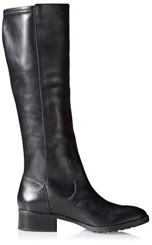 Donald J Pliner Kvinna 50/50 Tall Boot Svart