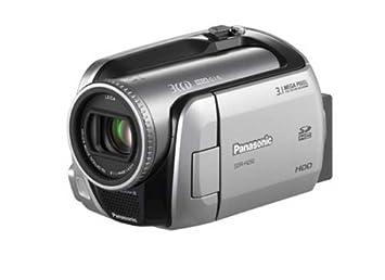 Panasonic SDR-H250 SD/HDD Hybrid Camcorder (30GB HDD, 10 x Optical Zoom,  3CCD)