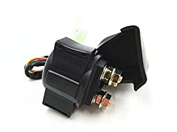 Templehorse High Performance Racing GY6 Ignition Coil 6pin Connector CDI Spark Plug Voltage Regulator Rectifier Relay 50cc 60cc 80cc 125cc 150cc ATV Quad Go Kart Moped and Scooter