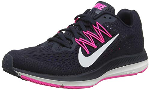 Running Multicolore obsidian 5 summit Nike Donna Zoom Winflo White Scarpe 401 dark Obsidian xnqpI6RC
