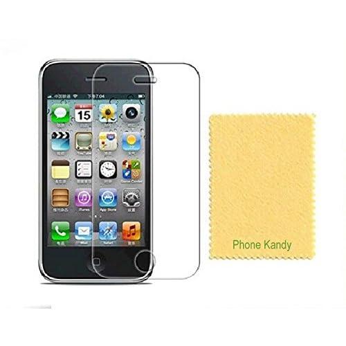 good Phone Kandy® Claro transparente Caso de Shell duro de la piel y ...